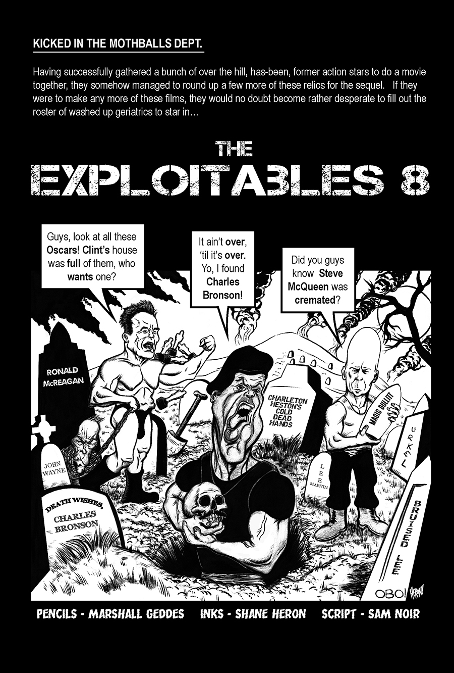 The Exploitables